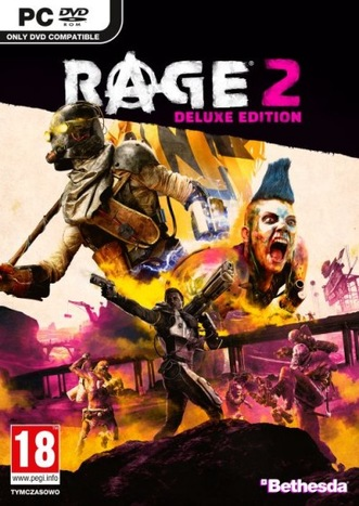 Rage rage 2 *2019* Dual Core Fix [ rar] [Fenix Team] - Nitro